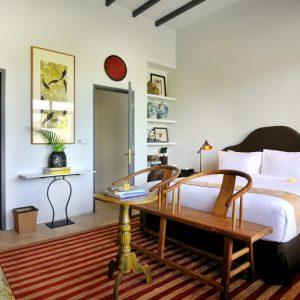 Room & Vespa 1 - Bedroom 1
