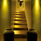 Room & Vespa 1 - Upstairs