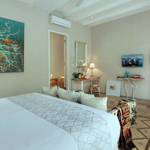 Room & Vespa 4 - Deluxe Bedrooms 1