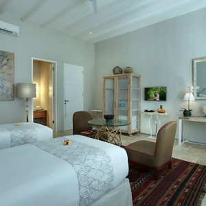 Room & Vespa 4 - Twin Rooms 1